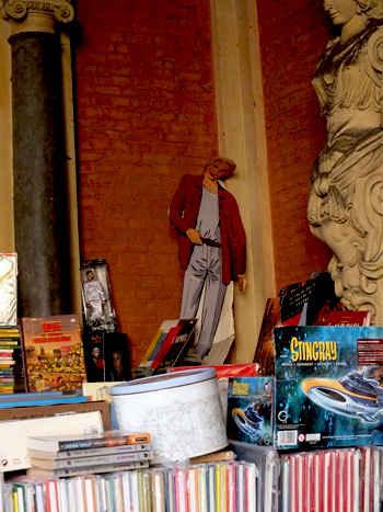 vielle bourse book market lille