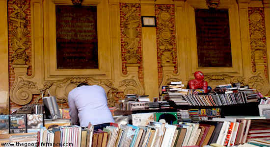 Lille book market