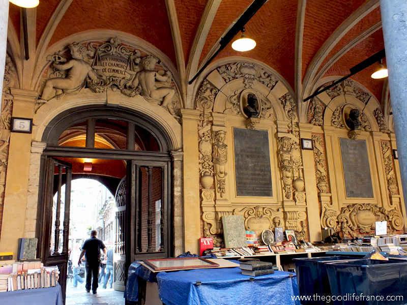 Lille vielle bourse book market