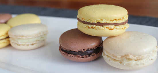 perfect macaroons