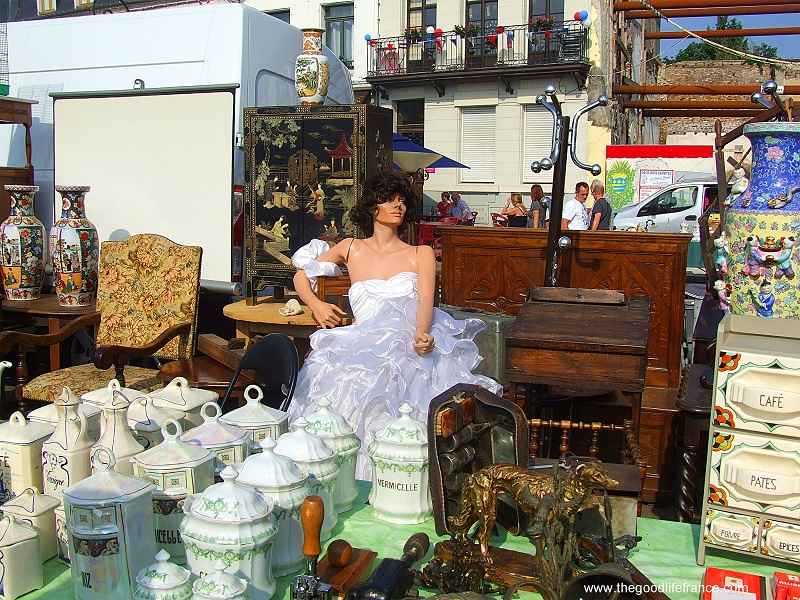 Best Flea Markets In France The Good Life France