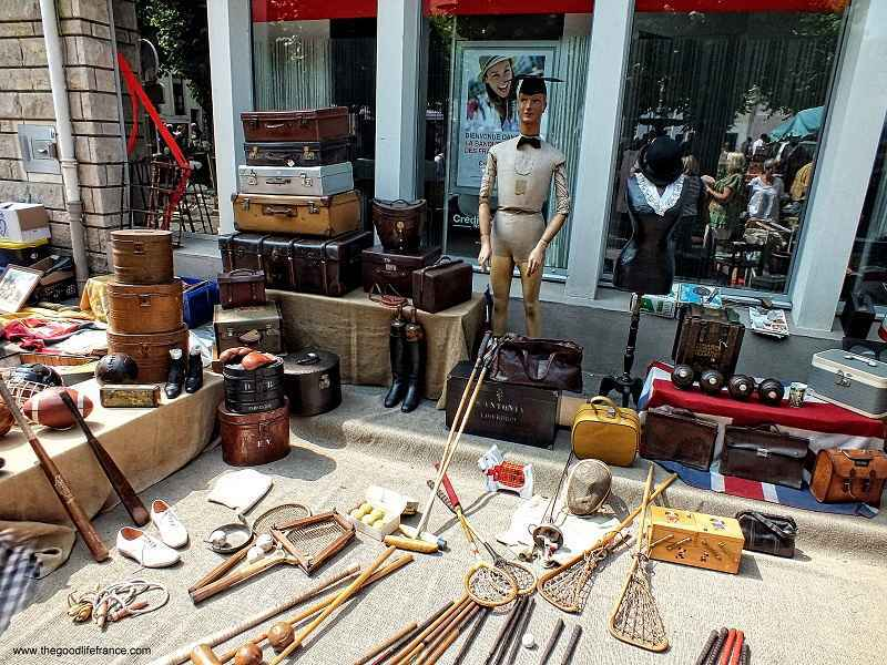 antiques in france
