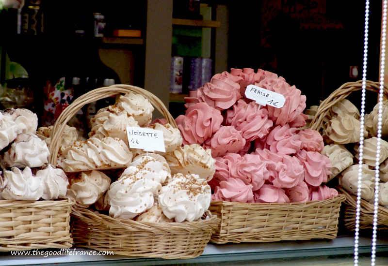 meringues in france