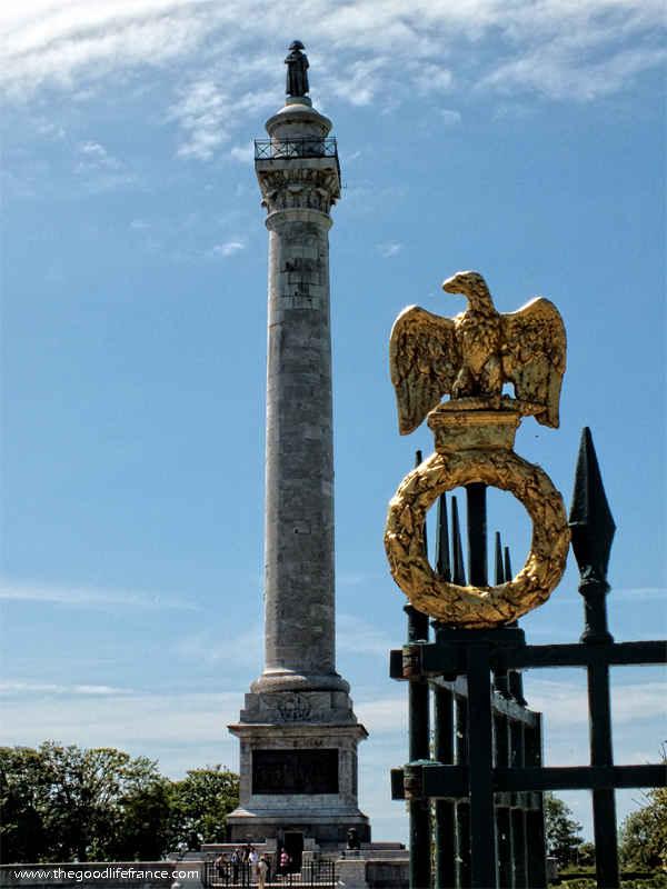 opal coast napoleon colonne