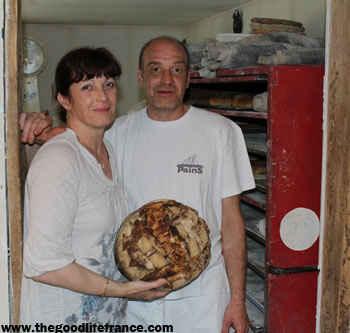 le moulin de renty baker