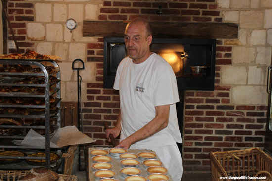 le moulin de renty bakery