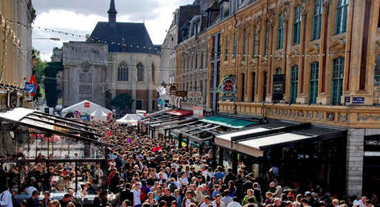 Lille Flea Market 2014 – the biggest in Europe : The Good Life France