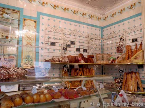 Julia child baker paris