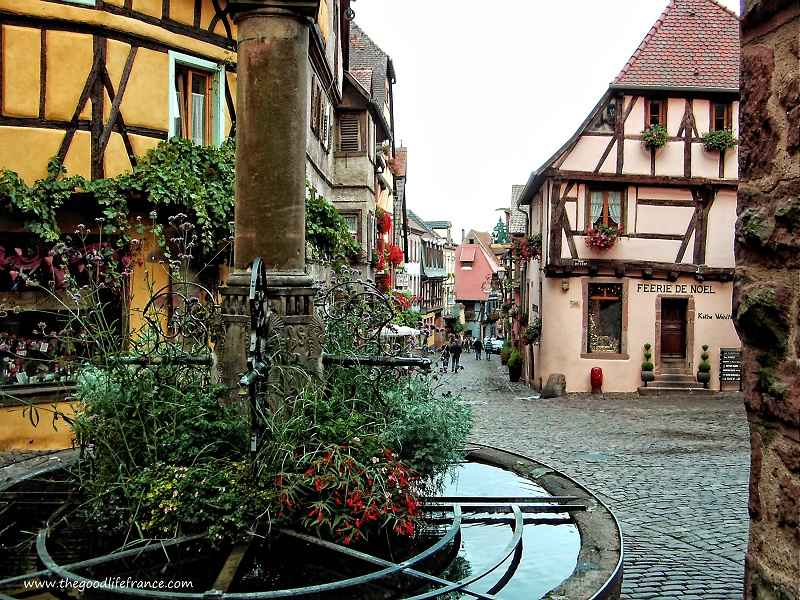 photos riquewihr alsace the good life france. Black Bedroom Furniture Sets. Home Design Ideas