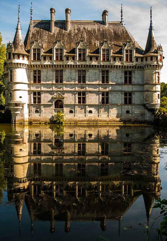 chateau azay le rideau the good life france. Black Bedroom Furniture Sets. Home Design Ideas