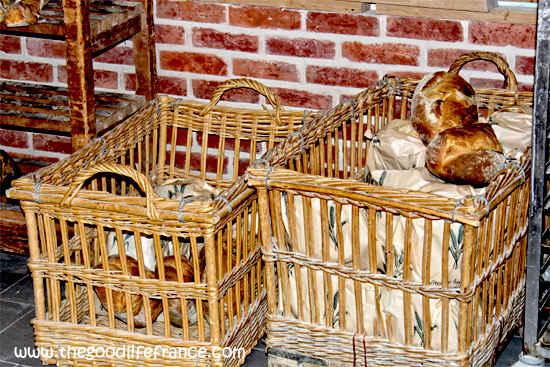 bread basket france