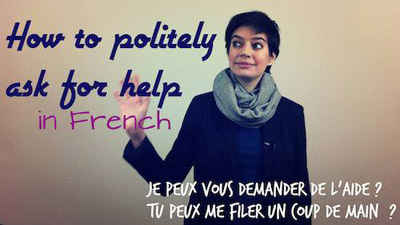 Like helping with french?
