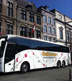 galloway coach tours
