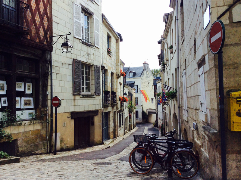 Chinon France  city photo : Chinon France in photos : The Good Life France