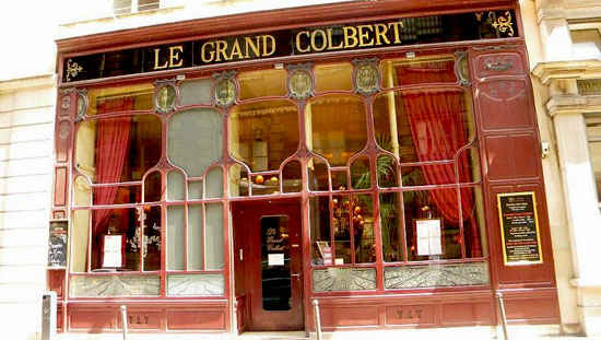 six of the best historic restaurants in paris the good life france. Black Bedroom Furniture Sets. Home Design Ideas