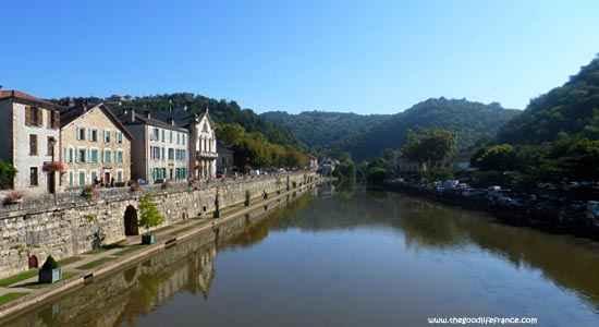 Villefranche Aveyron