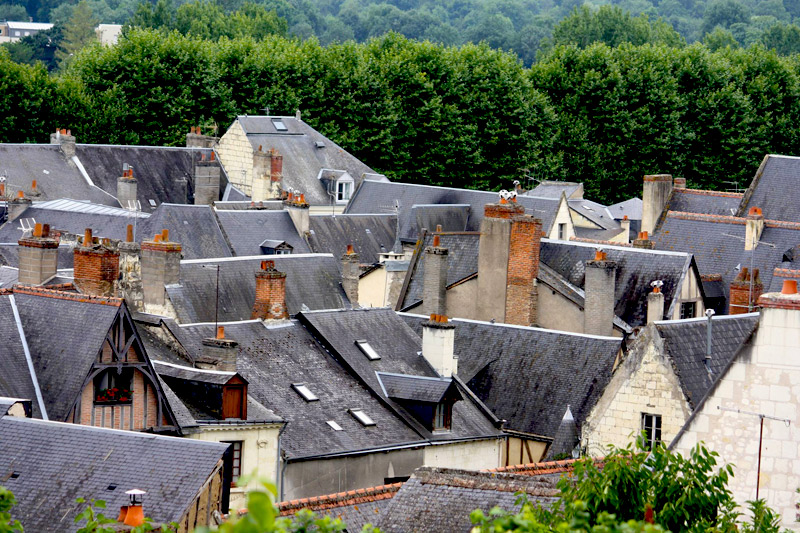 Chinon France  City pictures : Chinon France in photos : The Good Life France