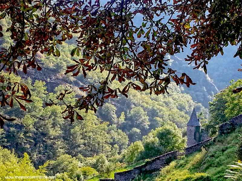 conques view