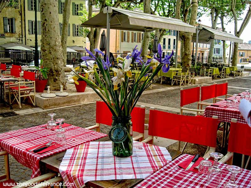 cotignac restaurant