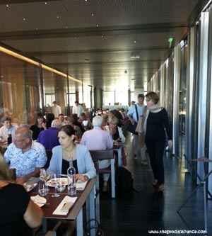 michael bras restaurant Cafe Bras soulages museum