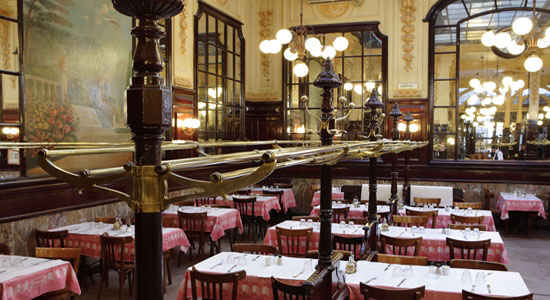 six of the best historic restaurants in paris the good. Black Bedroom Furniture Sets. Home Design Ideas