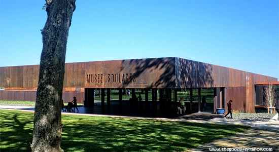 Soulages Museum Rodez And Its Fabulous Restaurant The