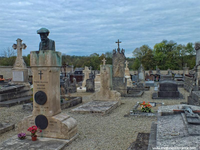 Renoir's-grave