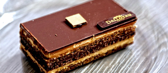 Opera Cake History and French Flair