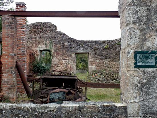 oradour-sur-glane-house