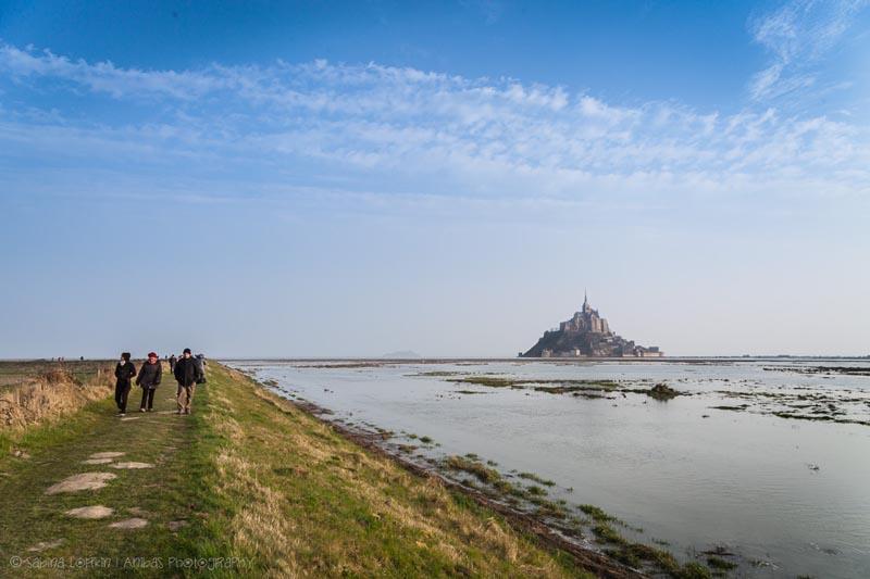 Mont St Michel normandy