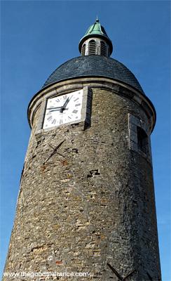 guines clock tower