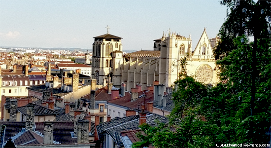 Lyon-rooftops