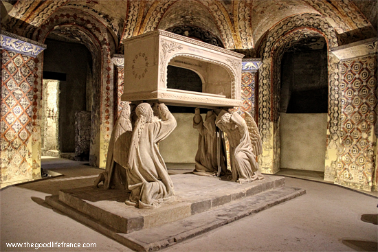 crypt-boulogne-notre-dame-church