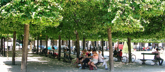 Place des Vosges A Small Square Of Parisian Paradise