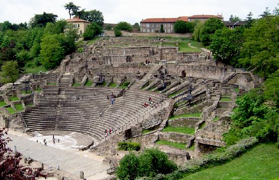 roman-amphitheatre-lyon
