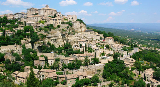 Gordes France Beauty in Provence : The Good Life France