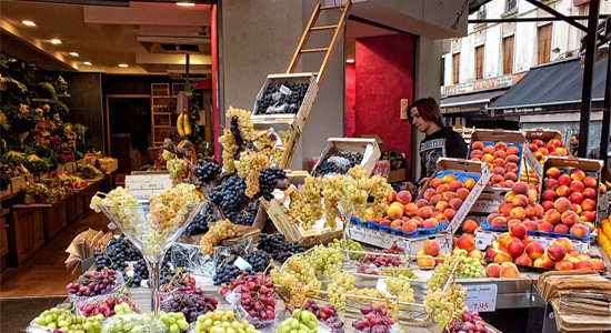 guide to the markets of paris