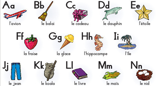 Letter Weather Words