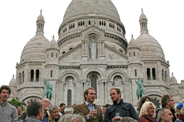 Vues Montmartre