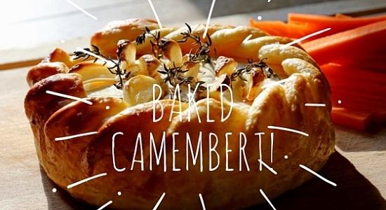 Baked Camembert!
