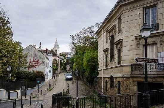Paris Place Valida Montmartre
