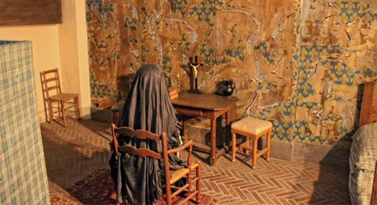 Marie Antoinette Prison Cell Conciergerie Paris