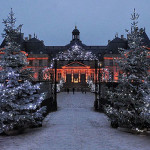 Christmas at the Chateau de Vaux-le-Vicomte