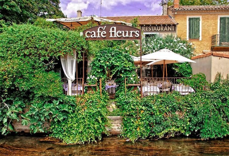 Cafe De France L Isle Sur La Sorgue