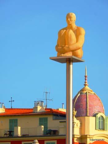 place massena statues