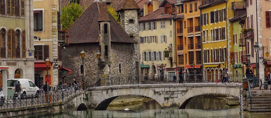 10 of the Most Romantic Places in France