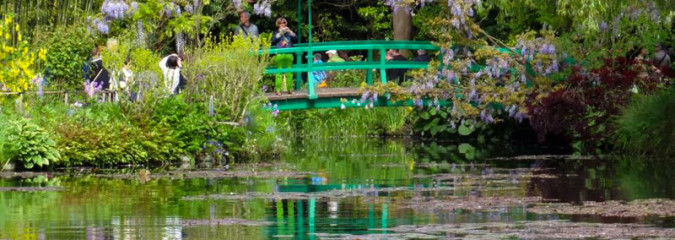 Monet Garden Giverny in Pictures
