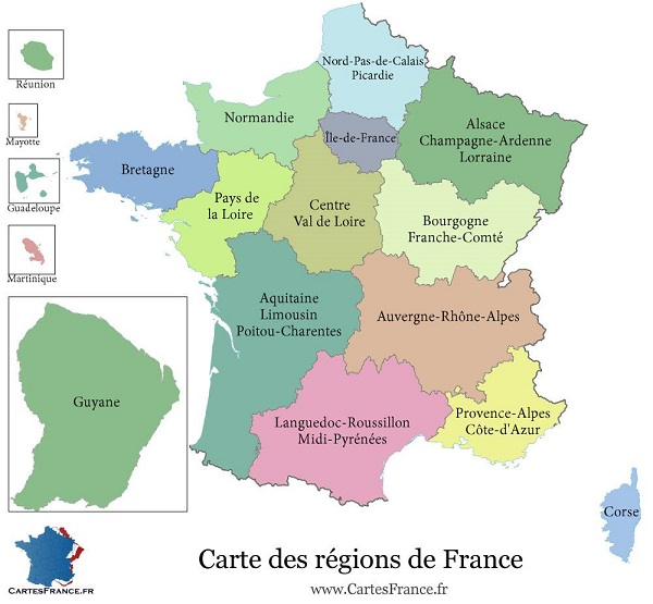 region changes france 2016