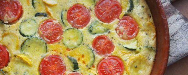 Savoury Clafoutis Recipe from France