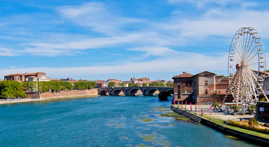 Toulouse-city-view